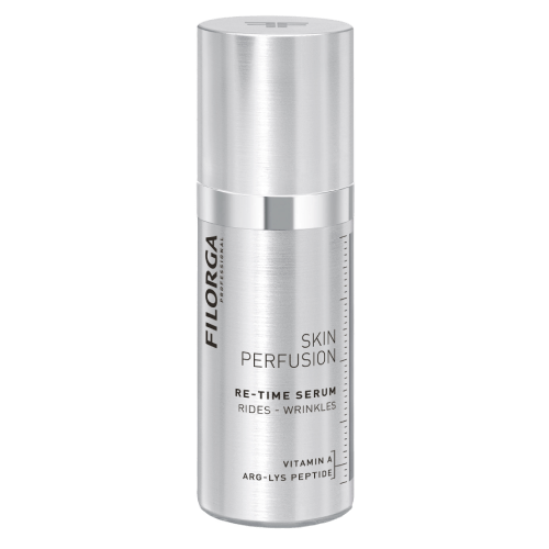 Skin Perfusion RE Time Serum