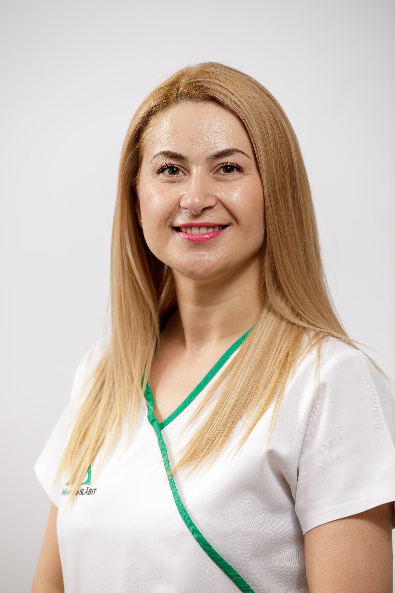 Elena Viorica Oana Specialist AS